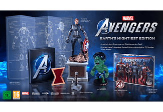Marvel's Avengers: Earth's Mightiest Edition - [Xbox One]
