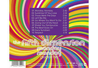 The Fifth Dimension - Monday Monday-Greatest Hits  - (CD)