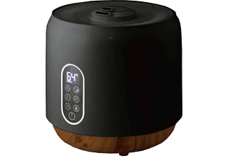 SHX BCLB701IKUHF02 Luftbefeuchter Schwarz (105 Watt, Raumgröße: 40 m²)