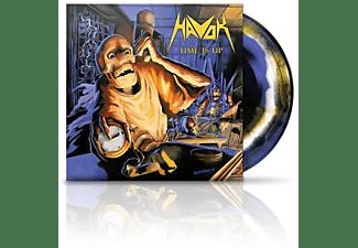 Havok - TIME IS UP (LTD.COLOURED VINYL REISSUE)  - (Vinyl)