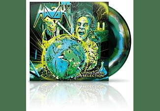 Havok - UNNATURAL SELECTION (LTD.COLOURED VINYL REISSUE)  - (Vinyl)
