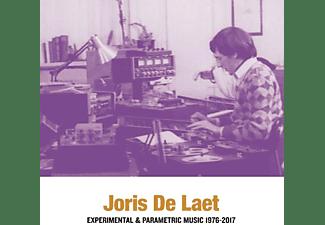 Joris -de- Laet - Experimental And Parametric Music 1976-2017 (2LP)  - (Vinyl)