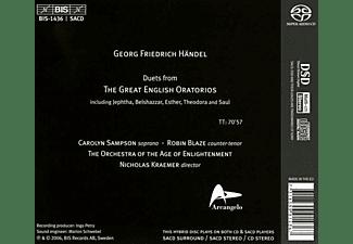 Kramer - Duette f.Sopran u.Altus-Aus den grossen Oratorien  - (SACD Hybrid)