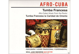 The Afro - AFRO-CUBAN MUSIC FROM THE ROOT  - (CD)