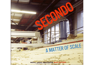 Secondo - A Matter Of Scale  - (CD)