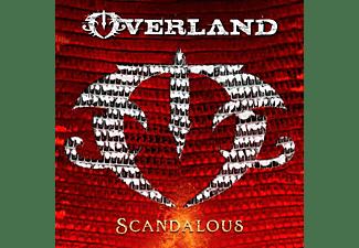 Steve Overland - SCANDALOUS  - (CD)