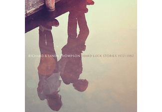 Richard & Linda Thompson - Hard Luck Stories (1972-1982) (Ltd.CD Box)  - (CD)