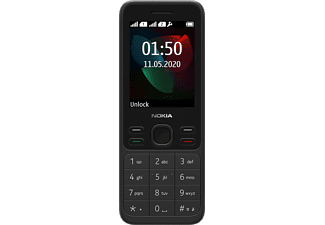 NOKIA 150 Dual-SIM, Schwarz