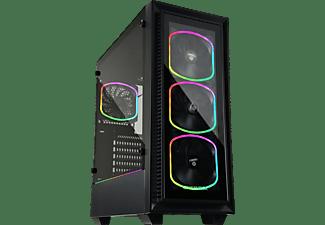 ENERMAX Starryfort SF30 PC-Gehäuse, Schwarz