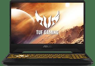 ASUS TUF Gaming FX505DV-HN311T, Gaming Notebook mit 15,6 Zoll Display, Ryzen™ 7 Prozessor, 16 GB RAM, 512 GB SSD, GeForceRTX™2060, Stealth Black