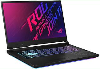 ASUS ROG Strix G17 G712LV-H7007T, Gaming Notebook mit 17,3 Zoll Display, Core™ i7 Prozessor, 16 GB RAM, 1 TB SSD, GeForceRTX™2060, Original Black