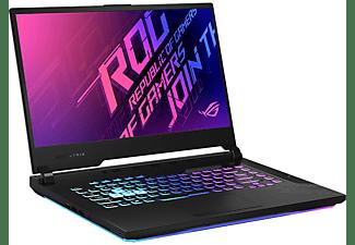 ASUS ROG Strix G15 G512LW-AZ093T, Gaming Notebook mit 15,6 Zoll Display, 16 GB RAM, 1 TB SSD, GeForceRTX™2070, Original Black