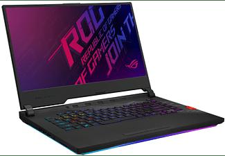 ASUS ROG Strix SCAR 15 G532LWS-HF165T, Gaming Notebook mit 15,6 Zoll Display, Core i7 Prozessor, 16 GB RAM, 1 TB SSD, GeForceRTX™2070Super, Black