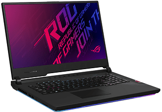 ASUS ROG Strix SCAR 17 G732LXS-HG061T, Gaming Notebook mit 17,3 Zoll Display, Intel® Core™ i9 Prozessor, 32 GB RAM, 1 TB SSD, 1 TB SSD, GeForceRTX™2080Super, Original Black
