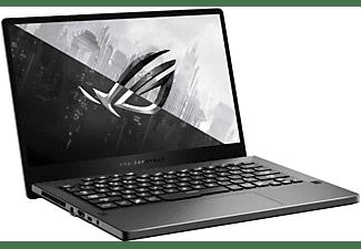 ASUS ROG Zephyrus G14 GA402IV-HE299T, Gaming Notebook mit 14 Zoll Display, AMD Ryzen™ 9 Prozessor, 16 GB RAM, 512 GB SSD, GeForceRTX™2060withMax-QDesign, Eclipse Gray/Anime Matrix Version