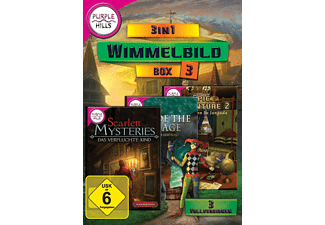 3-in-1 Wimmelbild Box 3 - [PC]