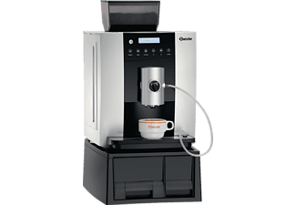BARTSCHER 190069 KV1 Smart Kaffeevollautomat Silber/Schwarz