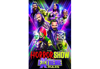 WWE: Extreme Rules 2020 DVD