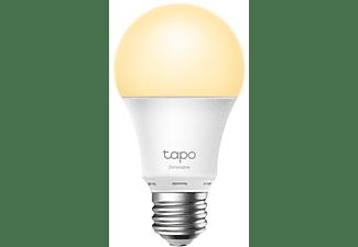 Bombilla inteligente - TP-Link Tapo L510E, Wi-Fi, Luz regulable, Control por voz, Agenda-Temporizador, Blanco