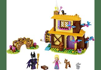 LEGO 43188 Auroras Hütte im Wald Bausatz, Mehrfarbig