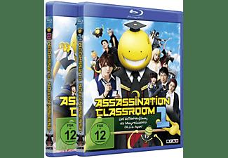 Assassination Classroom - Part 1+2 Blu-ray