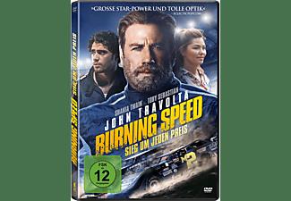 Burning Speed - Sieg um jeden Preis DVD