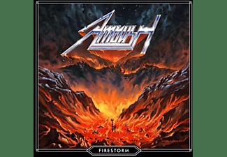 The Ambush - FIRESTORM (NEON ORANGE VINYL)  - (Vinyl)