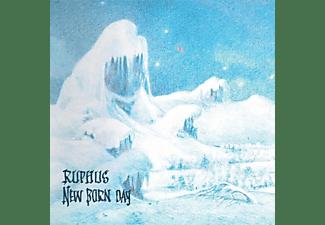 Ruphus - NEW BORN DAY (LIM.WHITE VINYL)  - (Vinyl)