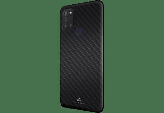 BLACK ROCK Ultra Thin Iced, Backcover, Samsung, Galaxy A21s, Flex Carbon