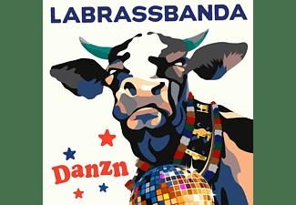 LaBrassBanda - Danzn  - (CD)