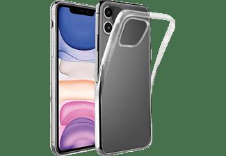 VIVANCO Super Slim, Backcover, Apple, iPhone 11, Transparent