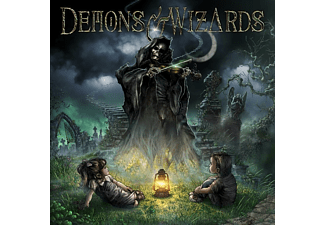 Demons & Wizards - Demons And Wizards (Remasters 2019)  - (CD)