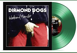 Diamond Dogs - WEEKEND MONSTER (GREEN VINYL)  - (Vinyl)