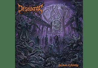 Desolator - SERMON OF APATHY  - (CD)