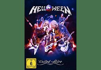 Helloween - UNITED ALIVE  - (Blu-ray)