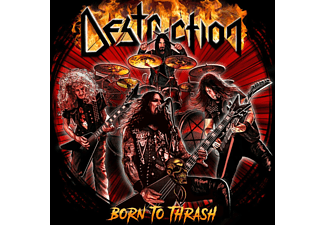Destruction - Born To Thrash (Live In Germany)  - (CD)