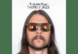 THOMAS V. Jager - A SOLITARY PLAN  - (CD)