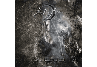 Red Moon Architect - EMPTINESS WEIGHS THE MOST  - (CD)