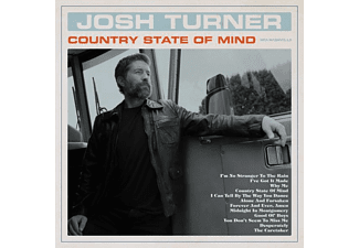 Josh Turner - Country State Of Mind  - (CD)