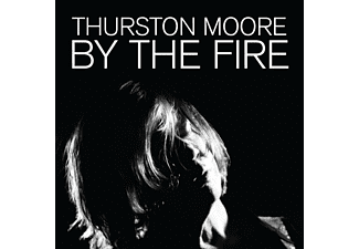 Thurston Moore - BY THE FIRE (LTD.TRANSPARENT ORANGE VINYL)  - (Vinyl)