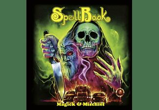 Spellbook - MAGICK & MISCHIEF (BLACK VINYL)  - (Vinyl)