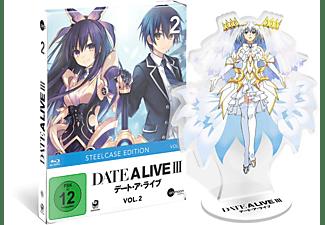 Date A Live III (3. Staffel) - Vol. 2 Blu-ray