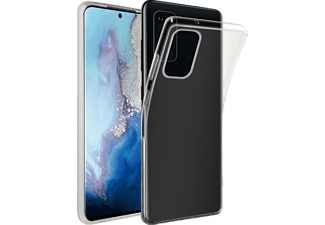 VIVANCO Super Slim, Backcover, Samsung, Galaxy S20, Transparent