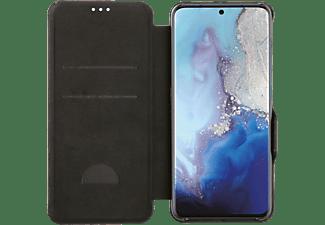 VIVANCO Casual Wallet, Bookcover, Samsung, Galaxy S20, Schwarz