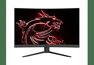 "REACONDICIONADO Monitor gaming - MSI Optix G27CQ4, 27"" WQHD, 1 ms, 165 Hz, DisplayPort, HDMI, Curvo, FreeSync"