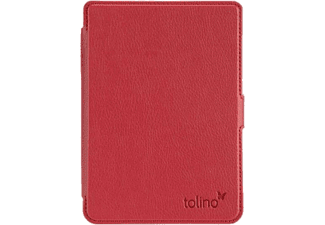 THALIA Slim Schutzhülle für tolino shine 3, rot