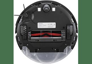 Robot aspirador - Roborock S6 MaxV, Navegación Doble cámara LiDAR, WiFi, 180 min, 67 dB, Negro