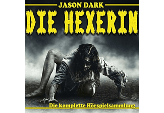 Dark Jason - Die Hexerin  - (CD)