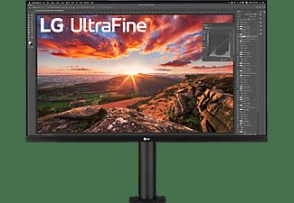 LG 32UN880-B UltraFine™ 31,5 Zoll UHD 4K Monitor (5 ms Reaktionszeit, 60 Hz)