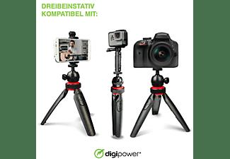 DIGIPOWER TP-ACT5 Dreibeinstativ Schwarz